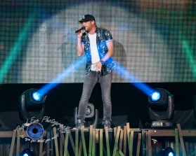 Cole Swindell performing in Saint Louis Saturday. Picture by Sean Derrick/Thyrd Eye Photography