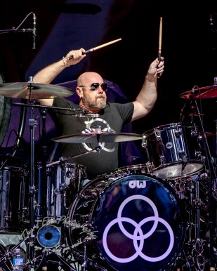 Jason Bonham's Led Zeppelin Experience performing in Saint Louis. Pic by Sean Derrick/Thyrd Eye Photography