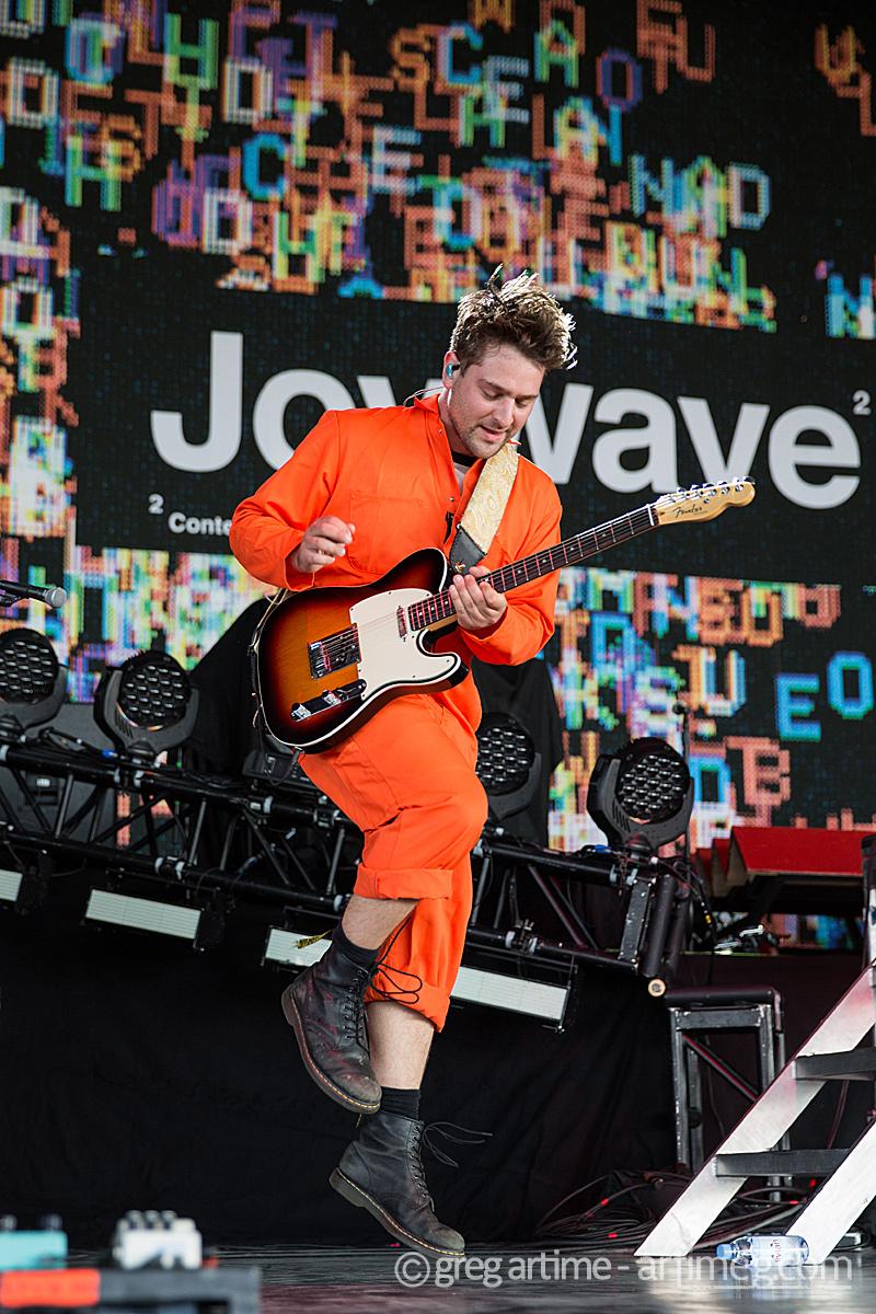 Joywave photo by Greg Artime.