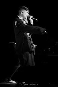 Pentatonix at the Fabulous Fox Theatre. Photo by Ryan Ledesma