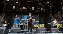 Hippo Campus at Loufest photo by Greg Artime