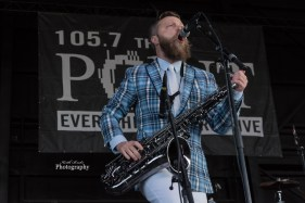 Reel Big Fish at Wayback Pointfest. Photo by Keith Brake Photography.