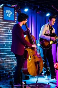 The Quebe Sisters band. Photo courtesy of Ryan Ledesma.
