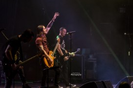 Alter Bridge performing at The Pageant in Saint Louis. Photo by Keith Brake Photography.