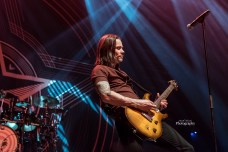 Miles Kennedy of Alter Bridge performing at The Pageant in Saint Louis. Photo by Keith Brake Photography.