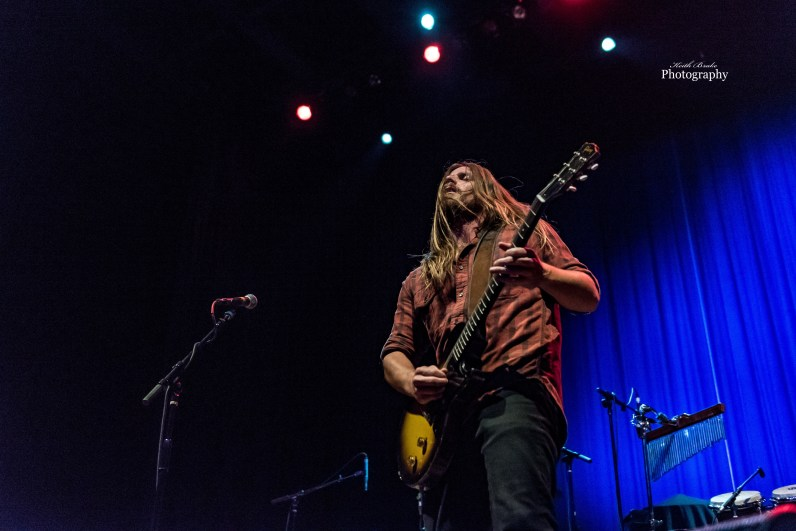 Lukas Nelson and The Promise of the Real Performing at The Pageant Thusday. Photo by Keith Brake Photography.