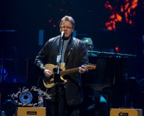 Vince Gill of the Eagles performing at Scottrade Center in Saint Louis Sunday. Photo by Sean Derrick/Thyrd Eye Photography.