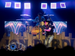 Jon Pardi performing at Scottrade Center in Saint Louis Friday. Photo by Sean Derrick/Thyrd Eye Photography