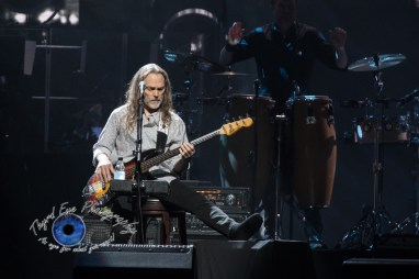 Timothy B. Schmit of the Eagles performing at Scottrade Center in Saint Louis Sunday. Photo by Sean Derrick/Thyrd Eye Photography.