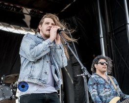 The Glorious Sons performing at Pointfest in Saint Louis Saturday. Photo by Sean Derrick/Thyrd Eye Photography.