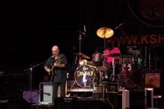 Dave Mason performs at the KSHE 95 Pig Roast Saturday. Photo by Keith Brake Photography.