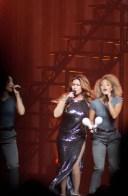 Shania Twain performing in Saint Louis. Photo by Jen Cunningham.