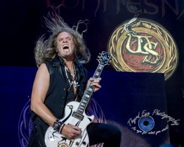 Whitesnake performing Wednesday at Hollywood Casino Amphitheatre. Photo by Sean Derrick/Thyrd Eye Photography.