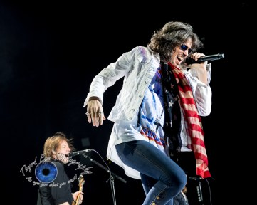 Foreigner performing Wednesday at Hollywood Casino Amphitheatre. Photo by Sean Derrick/Thyrd Eye Photography.