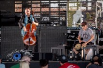 Cellogram performing in Saint Louis Saturday. Photo by Sean Derrick/Thyrd Eye Photography.