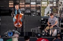 Cellogram performing in Saint Louis Saturday. Photo by Sean Derrick/Thyrd Eye Photography.