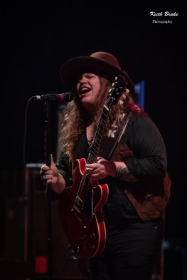 Marcus King performing at the Fabulous Fox Theatre. Photo by Keith Brake Photography.
