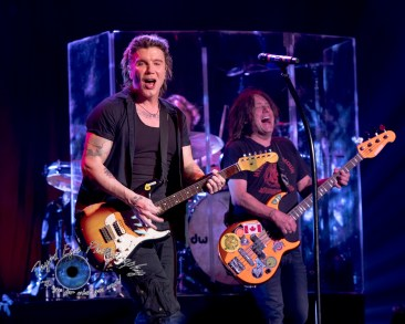 Goo Goo Dolls performing Friday at The Pageant in Saint Louis. Photo by Sean Derrick/Thyrd Eye Photography