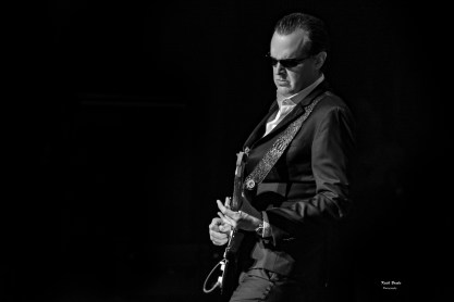 Joe Bonamassa performing at Stifel Theatre in Saint Louis Saturday. Photo by Keith Brake Photography.