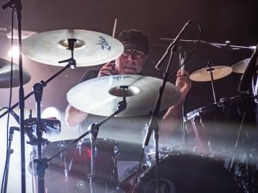 Pixies performing at Enterprise Center in Saint Louis Sunday. Photo by Sean Derrick/Thyrd Eye Photography.