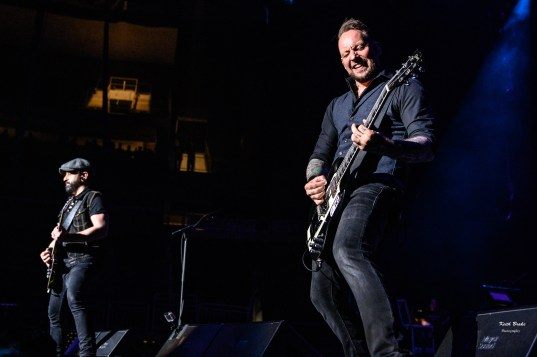 Volbeat at The Ford Center, Evansville IN. Photo by Keith Brake.