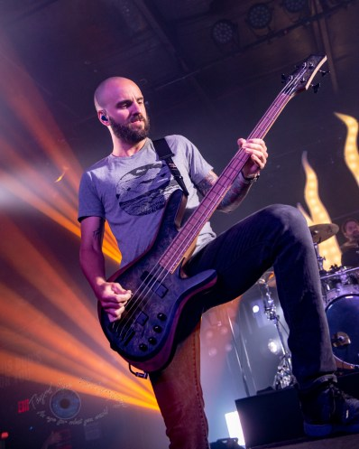 August Burns Red performing at Pops Nightclub near Saint Louis, Thursday. Photo by Sean Derrick/Thyrd Eye Photography.