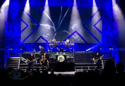 Dream Theater performing Wednesday at Stifel Theater in Saint Louis. Photo by Sean Derrick/Thyrd Eye Photography.