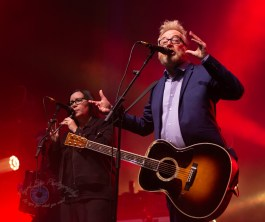 Flogging Molly performing at the tour opener at Saint Louis Music Park Friday. Photo by Sean Derrick/Thyrd Eye Photography.