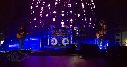 Primus performing at Saint Louis Music Park Tuesday. Photo by Sean Derrick/Thyrd Eye Photography.