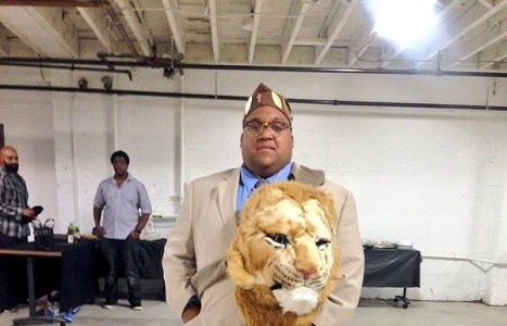 Photo Guy Dresses As King Jaffe Joffer From Coming To America For Halloween The Official Website Of Mike The Truth Jackson