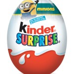Celebrating Father's Day with Kinder Surprise