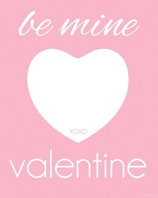 Valentine's Day Printables | www.motherthyme.com