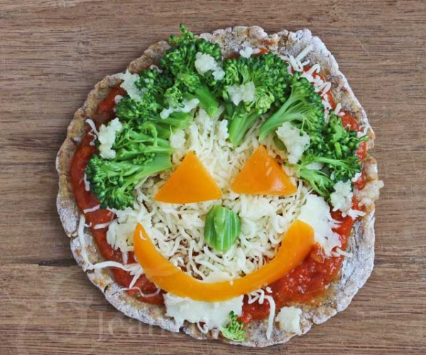 Gluten-Free Grain-Free Mini Pizzas