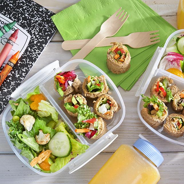 Lunch-Box Sushi