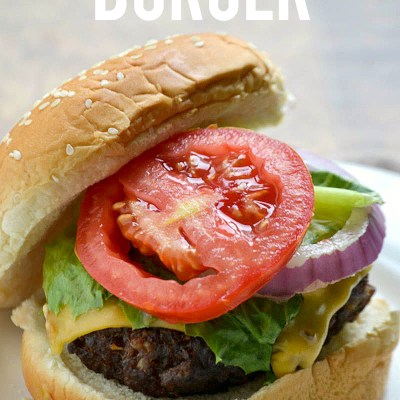 Best Ever Juicy Burger + Albertsons-Safeway and Best Foods Sweepstakes