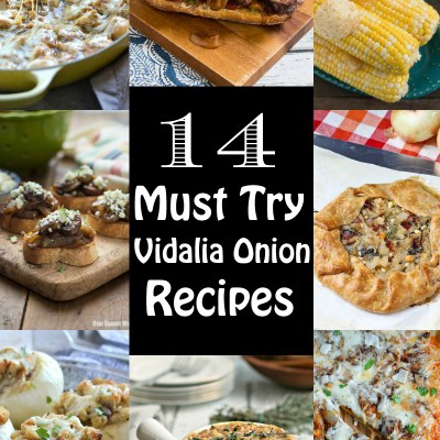 14 Must Try Vidalia Onion Recipes