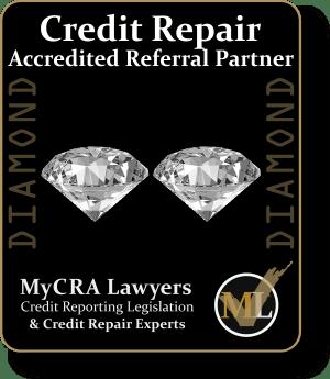 MyCRA Lawyers Double Diamond Accredited Referrer