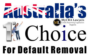 Australias first choice for default removal