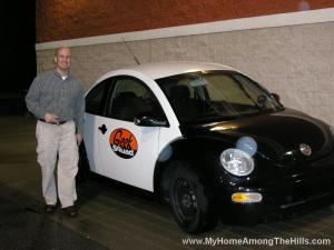 Geek Squad car