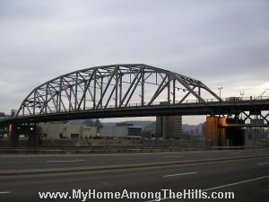 Soutside Bridge - Charleston, WV