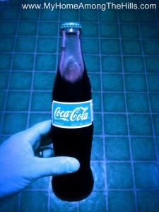 Mexican Coke - aka Healthy Coke