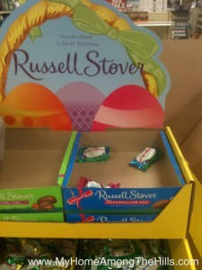 Easter candy is almost gone...in December?