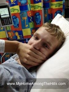 In the emergency room
