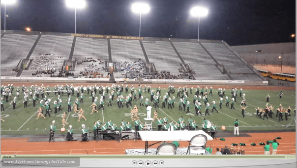 Marshall Marching Thunder