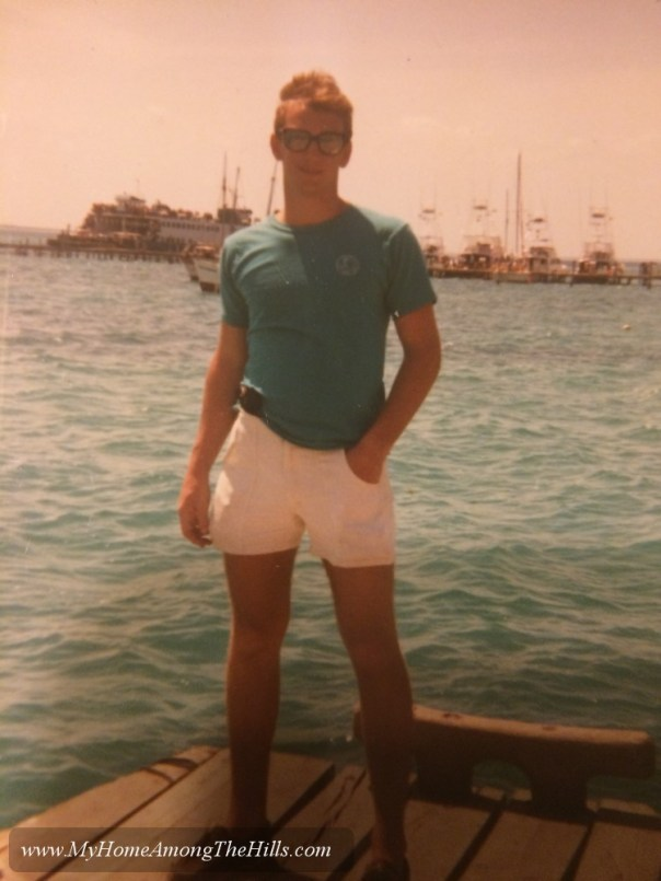 Me in Cancun Mexico