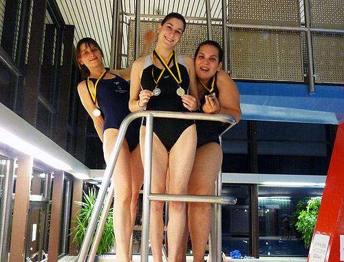 500 Schwimm Meisterschaften