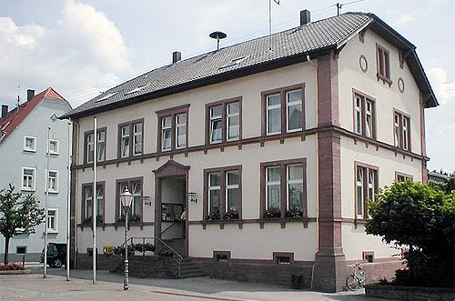 Rathaus Aglasterhausen