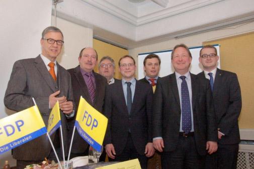 FDP Aschermittwoch