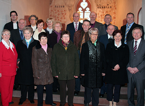Jubelkonfirmation in Grosseicholzheim