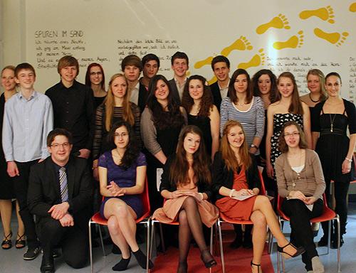 15 neue Jugendgruppenleiter